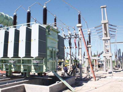 Aumentan la potencia energética instalada en Comodoro Rivadavia