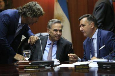 Bajo presión, Pichetto renunció al Consejo de la Magistratura