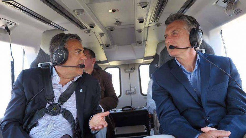 El Gobierno va por unidad en Córdoba y Mendoza y promete respetar las bancas radicales
