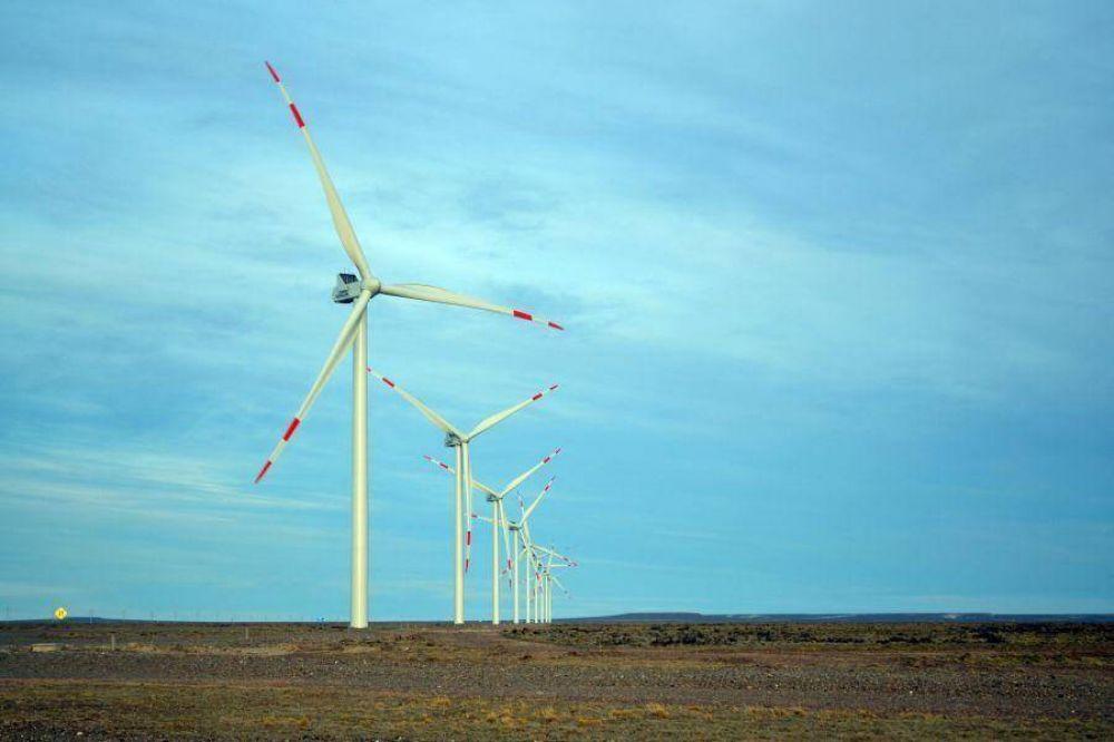 El parque eólico de Santa Cruz entró en operaciones