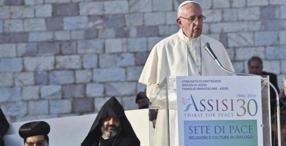 Papa Francisco, un constructor de puentes