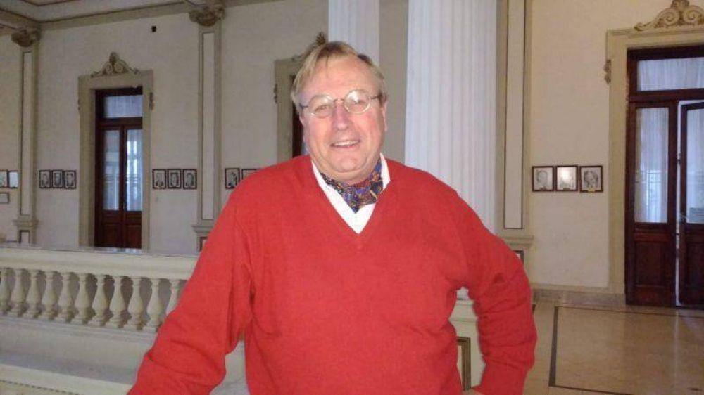 Groenenberg pide encabezar el tramo de concejales de Juntos por el Cambio