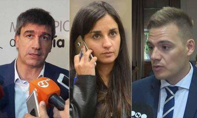El oficialismo confirma los tres primeros lugares en la lista de concejales