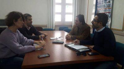 El Sindicato de Prensa trabaja en el debate de los candidatos a Intendente