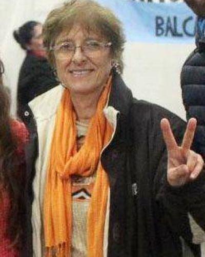 El Frente de Encuentro Popular, con lista propia: Graciela Pilone, precandidata a Intendente