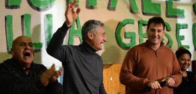 Barrera tuvo la mejor elección: Cristian Angelini será el primer candidato a concejal por el