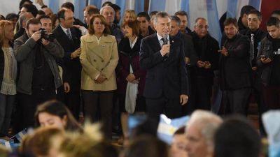 Los Moyano le respondieron a Macri: