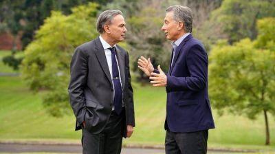 En un encuentro, Pichetto y Carrió sellaron su confianza y planificaron la campaña electoral