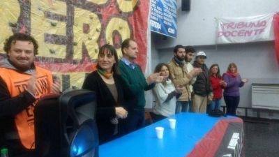 Martínez será el candidato del Frente de Izquierda
