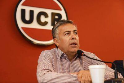 Cornejo, Colombi y Negri, tres figuras de la UCR cerca de liderar boletas provinciales