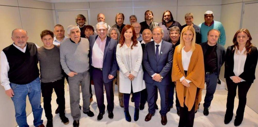 Con Hugo Moyano y Julio De Vido emerge el rostro verdadero del kirchnerismo