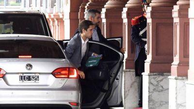 Peña se recupera y marginan a Pichetto en el cierre: vuelve Mario Quintana