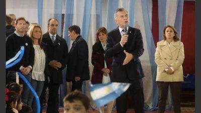 Macri atacó a Moyano y busca instalar la reforma laboral como eje de la campaña