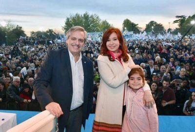 Alberto Fernández, enredado en la delicada polémica entre la Justicia y Cristina