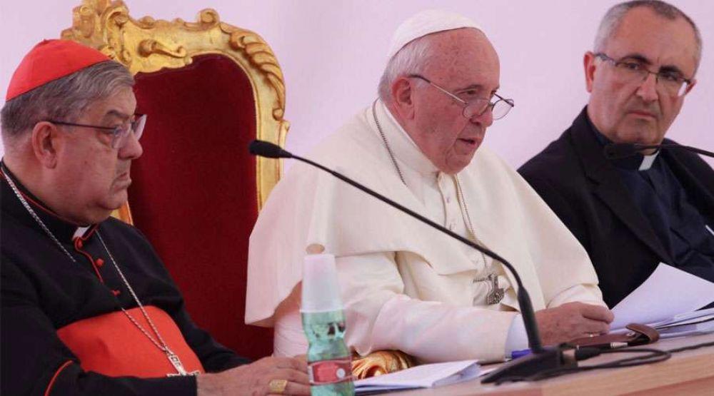 El Papa Francisco pide teólogos capaces de dialogar con judíos y musulmanes