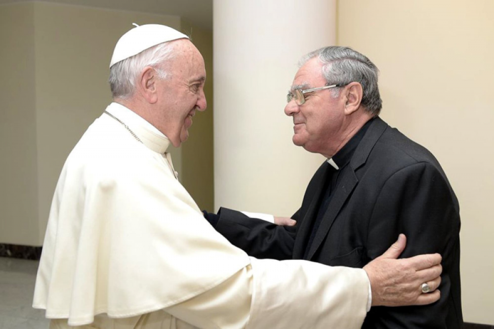 Ojea da a entender que está próxima la visita del Papa a la Argentina