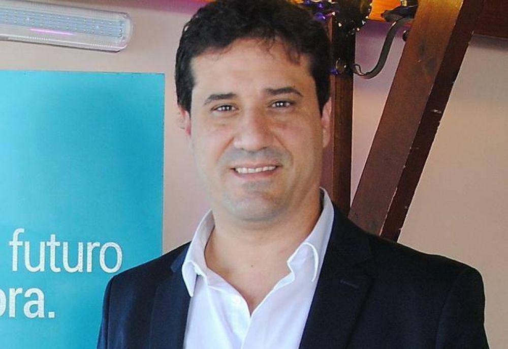 Maxi Abad , uno de los candidatos de Vidal para presidir la Cámara de Diputados