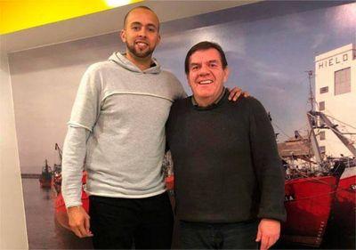 El basquetbolista Nicolás Lauría encabezará la lista de concejales de Guillermo Montenegro