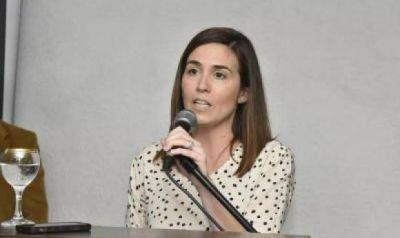 Jimena López, entre la Legislatura bonaerense y el Congreso Nacional