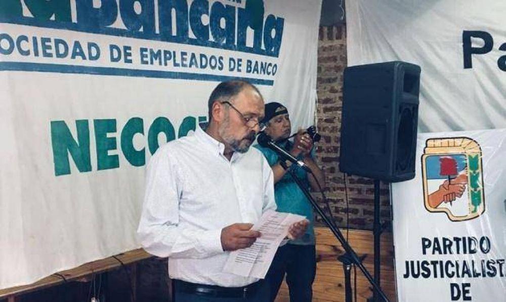 """Apoyo sindical a López: """"El único espacio probable, posible y deseable que honra nuestro compromiso es el frente por Todos"""