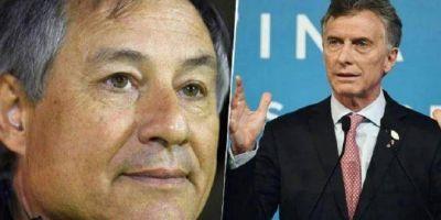 Insólito: Pablo Moyano contó que Macri le mandó la reforma laboral a través de Ariel Holan