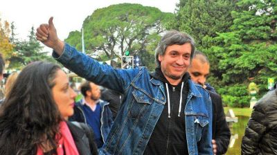 Máximo Kirchner, armador y dueño de las listas del Frente de Todos