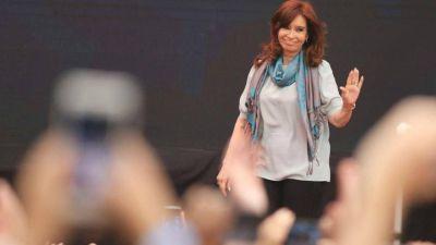 Cristina monopoliza las listas de todo el país con candidatos propios