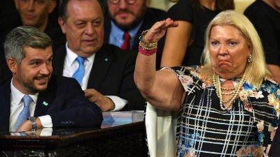 Ferraro, Zuvic y el regreso de Mario Quintana: el triunfo de Carrió sobre el cierre de listas