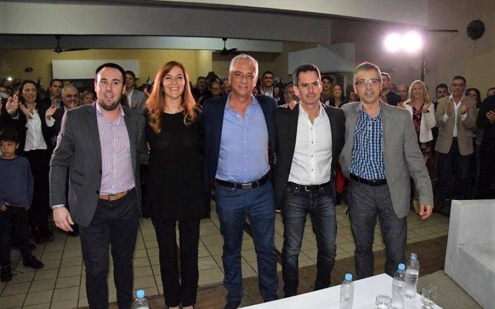 Otro histórico que asoma por Consenso Federal: José Eseverri lanzó su candidatura en Olavarría