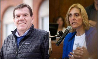 Juntos por el Cambio: Guillermo Montenegro y Vilma Baragiola definirán mano a mano