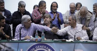 Moyano y Palazzo, los que lograron colar diputados nacionales en la lista del Frente de Todos
