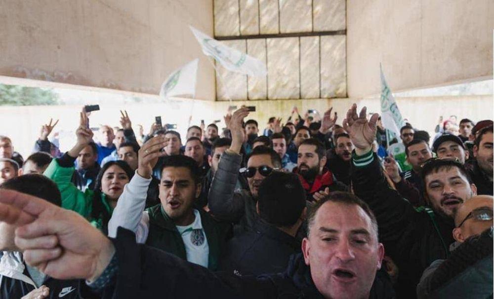 La CGT relanzó su Juventud Sindical en San Vicente
