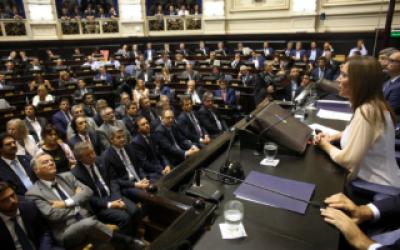 Legislatura bonaerense: Por secciones, todas las listas de