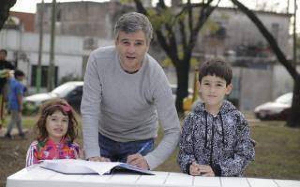 Hurlingham: Zabaleta ratificó su candidatura a intendente