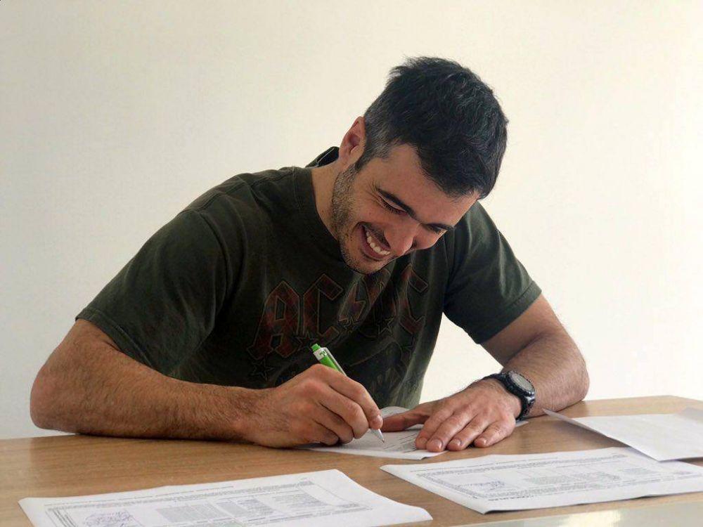 Ituzaingó: Gastón Di Castelnuovo, candidato de unidad en Juntos por el Cambio