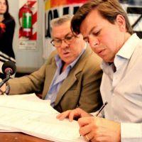 Los candidatos de Juntos para el Cambio en Lomas