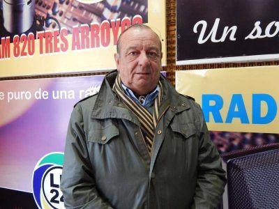 """Sánchez: """"con mi mayor esfuerzo, el rédito por estos 4 años será para Tres Arroyos"""""""