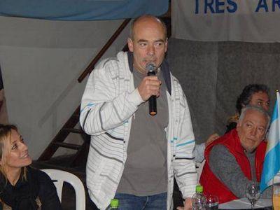 """""""Pichi"""" Fisher primero en la lista de candidatos a senadores provinciales del Frente De Todos en la Sexta"""