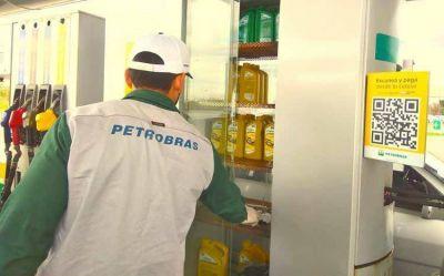 Uruguay: Petrobras ya cuenta con pago de combustible a través de código QR en sus Estaciones de Servicio