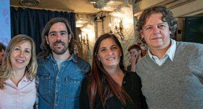Luana Simioni encabezará la lista del Frente de Izquierda - Unidad en La Plata