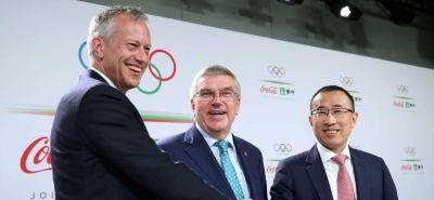Coca Cola y la china Mengniu firman con el COI el mayor patrocinio deportivo