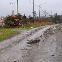 Cabañeros de Don Bosco reclaman respuestas por el estado deplorable de las calles
