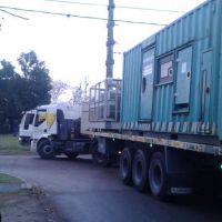 Plan de contingencia de ABSA debido al corte de energía que se registra en la zona norte de la ciudad de La Plata