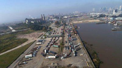 Comienzan las obras de ampliación de áreas logísticas en el Puerto de Bs.As
