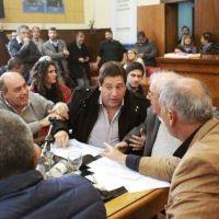 Presupuesto 2019: en un clima de tensión, Mourelle se enojó y se fue de la audiencia