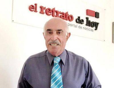 El periodista José Luis López presentó su lista como candidato a intendente