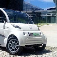 Sero Electric: el primer y único vehículo eléctrico fabricado en Argentina que obtiene homologación para circular