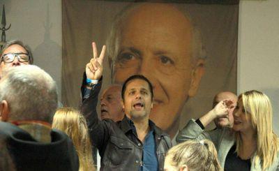 Dos dirigentes gremiales en la nómina porteña de Lavagna