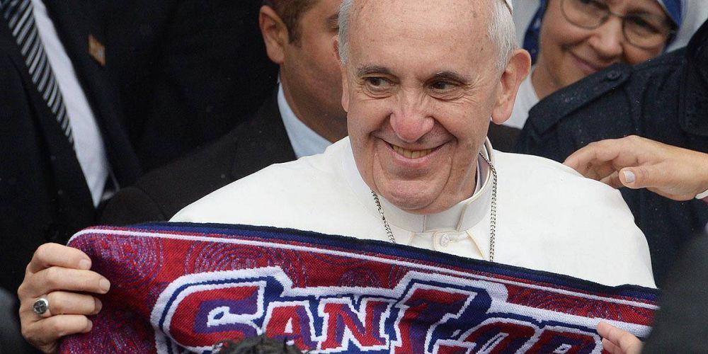 El Estadio Papa Francisco, a punto de dar su primer paso