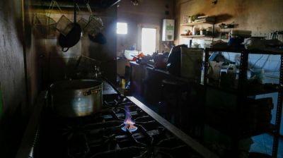 El drama del apagón en La Plata: pérdidas millonarias, robos, desconcierto y vivir de prestado